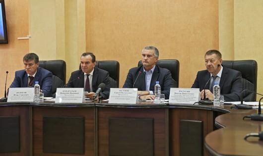 В Керчи прошло совместное заседание антитеррористических комиссий в Республике Крым и Краснодарском крае