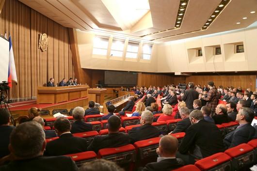 Олегу Белавенцеву и Сергею Цекову присвоено звание «Почетный гражданин Республики Крым»
