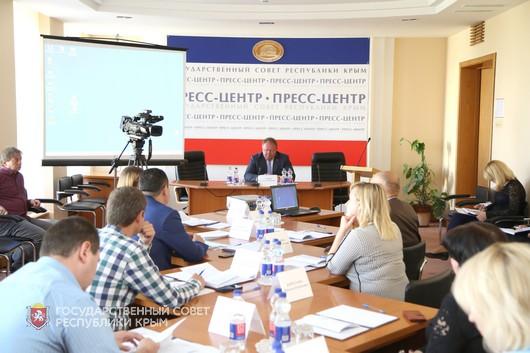 В Госсовете РК прошло заседание Комитета по санаторно-курортному комплексу и туризму