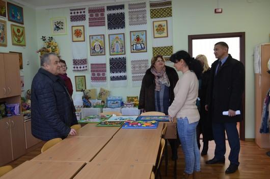Ефим Фикс с рабочей поездкой посетил город Армянск