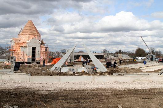 Мемориальный комплекс на территории совхоза «Красный» откроют ко Дню Победы (ФОТО), фото-4