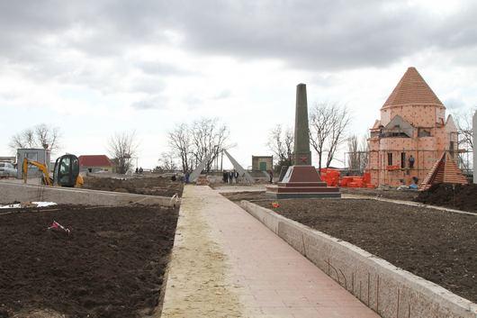 Мемориальный комплекс на территории совхоза «Красный» откроют ко Дню Победы (ФОТО), фото-2